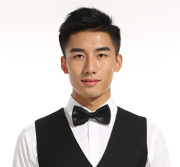 重庆男士职业装领结