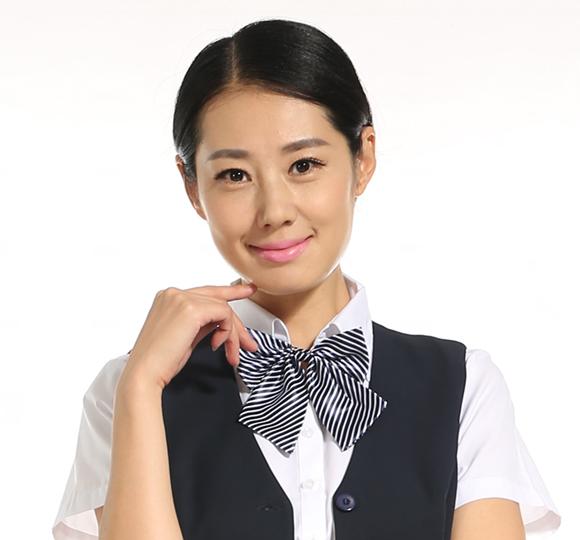 重庆女士职业装领结